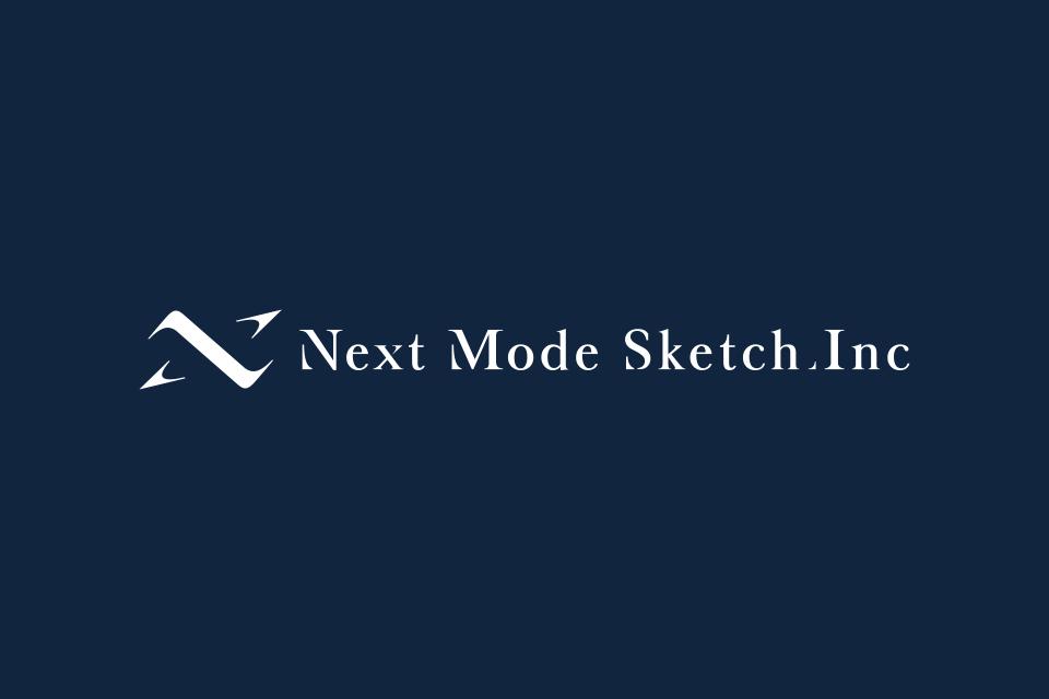 IT企業のロゴデザイン白抜き