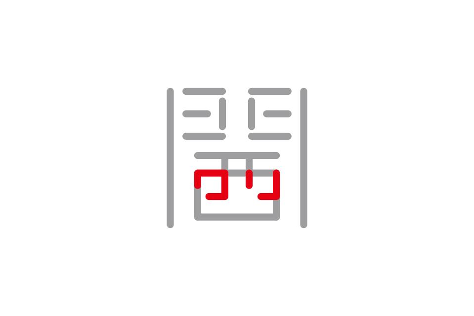 ファイスブックグループのタイトルロゴマーク
