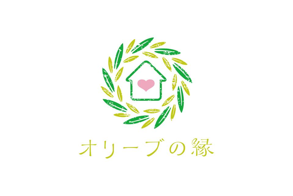 大阪の訪問介護のロゴマークデザイン