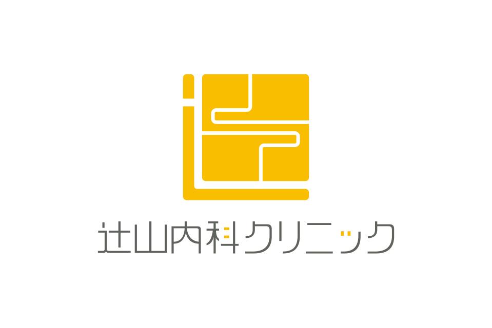 大阪のクリニックの明るいロゴマークデザイン
