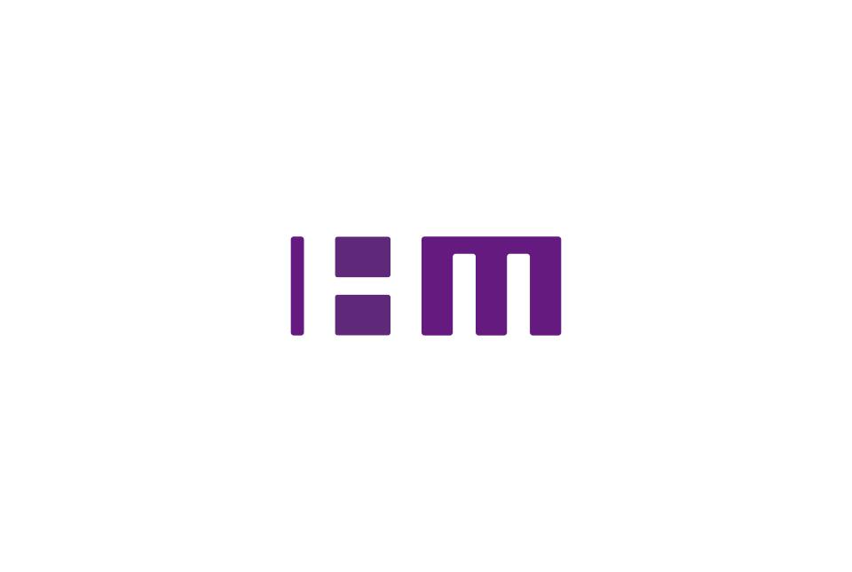 企業のイニシャルロゴデザイン