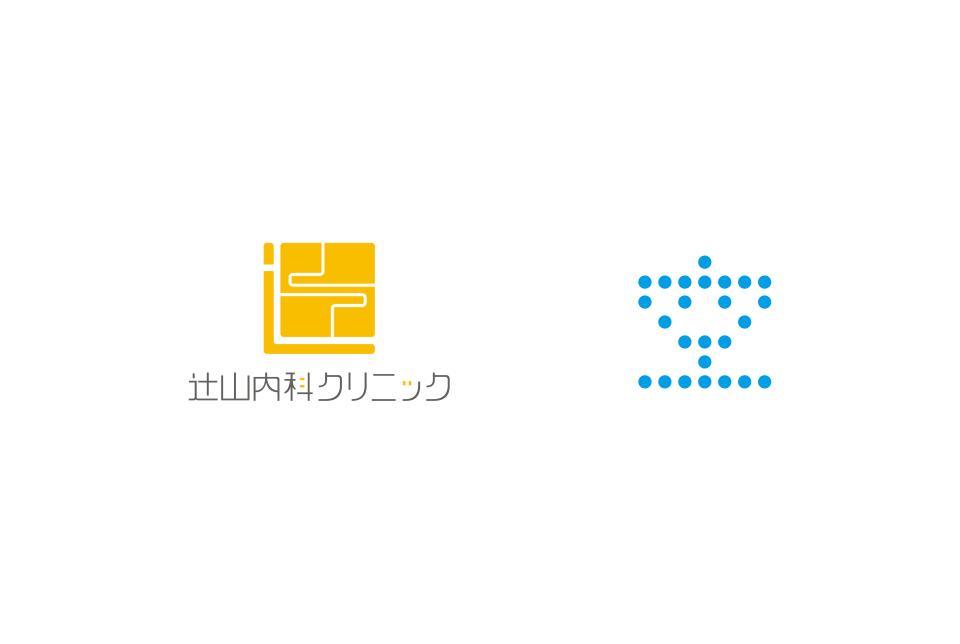 漢字をモチーフにしたロゴデザイン